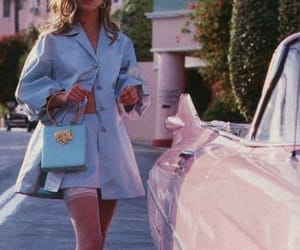 fashion, pastels, and kate moss image