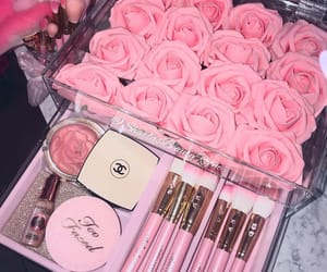 beauty, pink, and chanel image