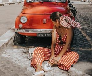 girl, fashion, and 90s image