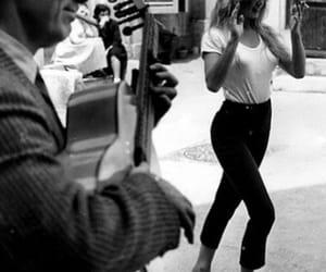 vintage, brigitte bardot, and dancing image