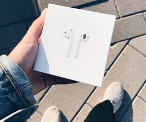 apple, happy, and music image