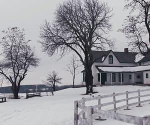 farm, home, and house image