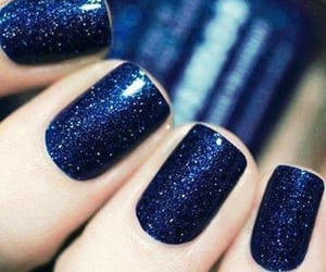 beautiful, sparkles, and nailswag image
