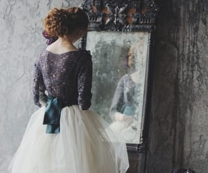 bow, lace, and pretty image