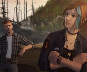 before the storm, william price, and chloe price image