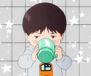 anime, boy, and mirai no mirai image