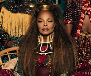 Janet, janet jackson, and queen of pop image