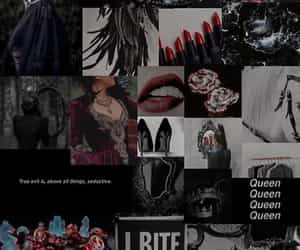 tumblr, ️ouat, and evil queen image