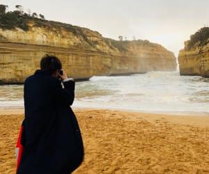 australia, blue, and melbourne image