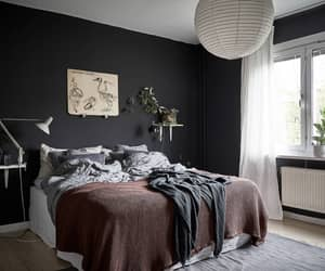 bedroom, decorating, and kitchen image