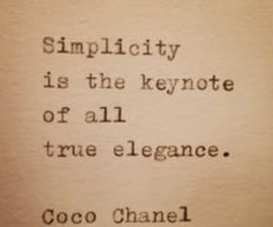coco chanel and quotes image
