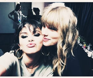 bff, selena gomez, and Taylor Swift image