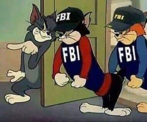 meme, fbi, and funny image