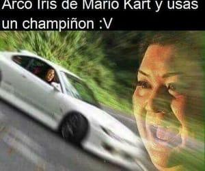humor, mario bros, and mario kart image