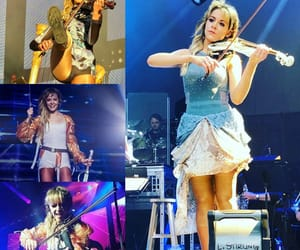 dance, tour, and violin image