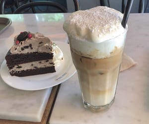 coffee, desserts, and food image