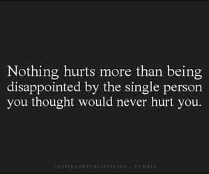 hurt, quotes, and text image