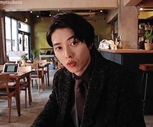 j-drama, gif, and kiss that kills image