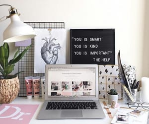 studying, study place, and study inspiration image