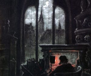 art, macabre, and artist image