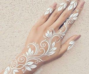 art, mehndi, and nails image
