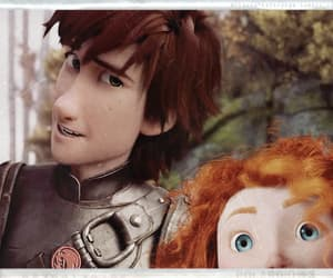 brave, the big four, and hiccup haddock image