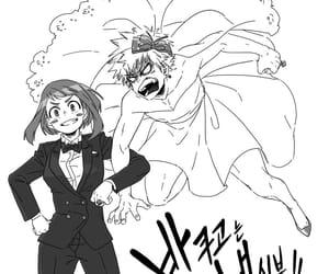 anime, marriage, and boku no hero academia image