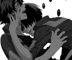 anime, Boys Love, and boku no hero academia image