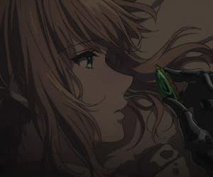 anime, gif, and anime gif image