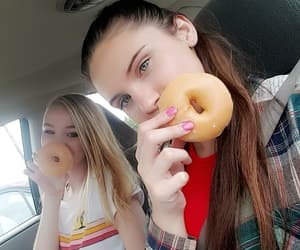 donuts, friends, and food image