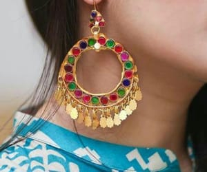 accessories and ear rings image
