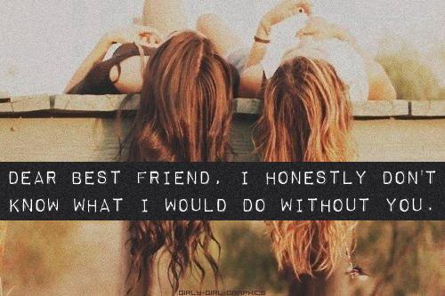 Dear Bestfriend On We Heart It