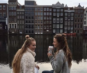 amsterdam, girls, and vogue image