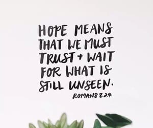 quotes, bible, and hope image