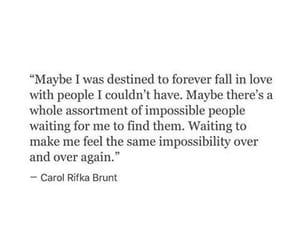 broken heart, him, and life image