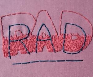 fashion, pink, and rad image
