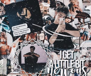 edit inspo, zach herron, and why don't we image