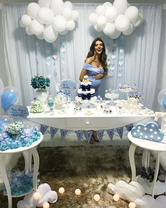 Tematica Para Baby Shower Varon.Baby Shower Discovered By Luna On We Heart It