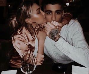couple, kiss, and zayn malik image
