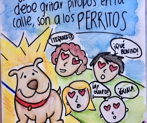 frases, perro, and perros image