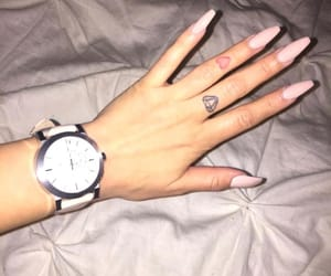 aesthetic, watch, and girly image