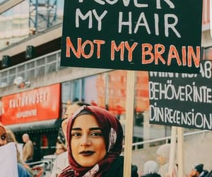 hijab, girl power, and muslim image