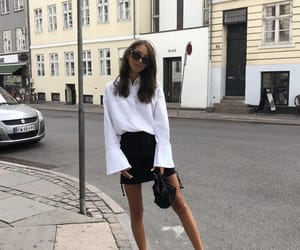 chic, city, and fashion image