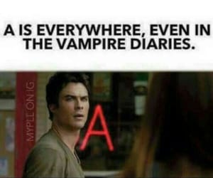 pretty little liars, pll, and tvd image