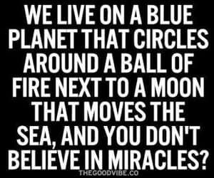 believe, blue, and earth image