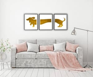 etsy, poster, and wiener image