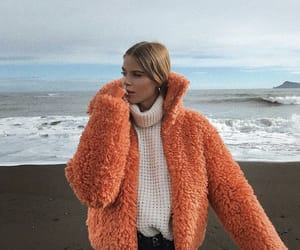 fashion, iceland, and jacket image