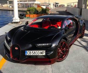 auto, bugatti, and car image