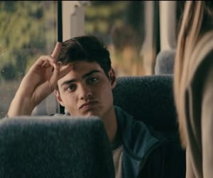 peter kavinsky, noah centineo, and boy image