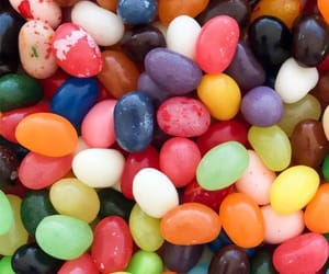 jelly, sweet, and jelly beans image
